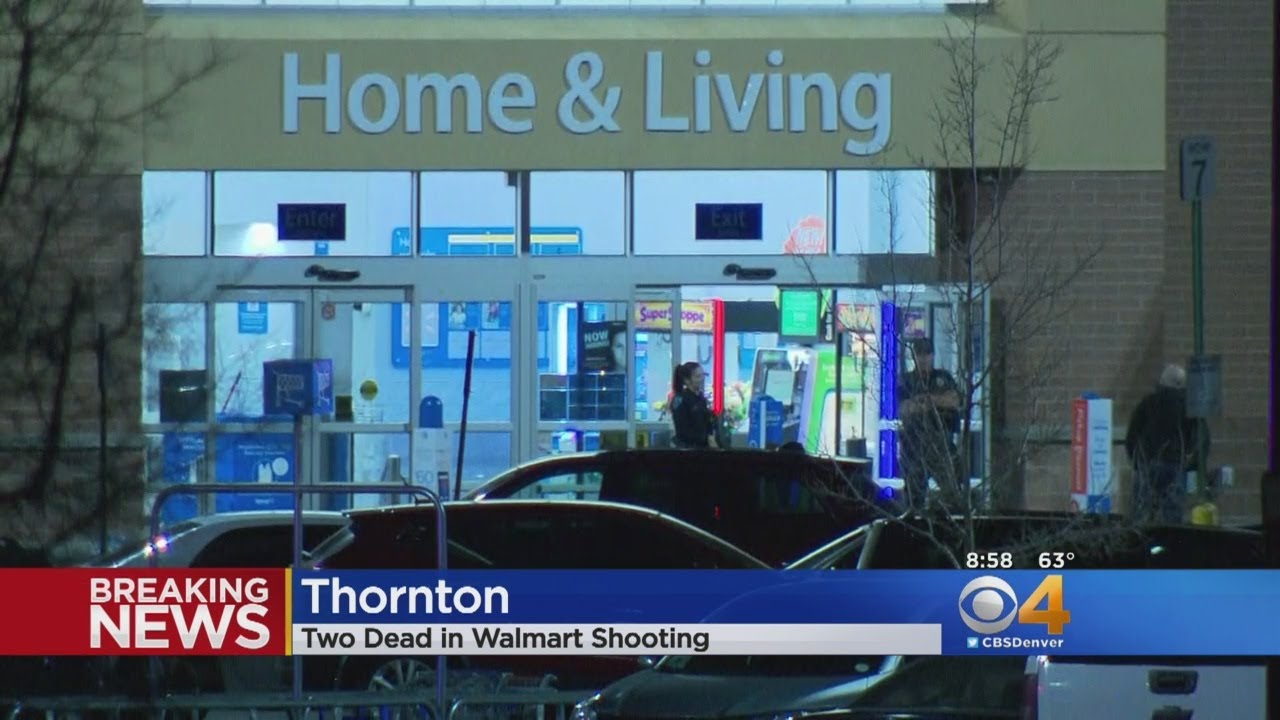 Mississippi Walmart Shooting Leaves 2 Dead, 2 Wounded