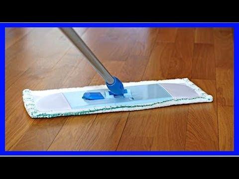comment nettoyer un parquet stratifi comme un pro sans laisser de traces youtube. Black Bedroom Furniture Sets. Home Design Ideas