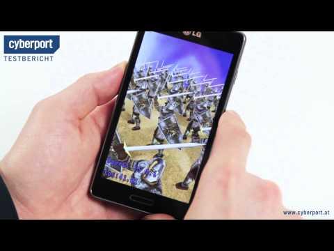 LG Optimus L7 II im Test I Cyberport