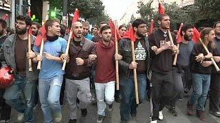 Griechenland: Demonstranten erinnern an alte und neue Kämpfe