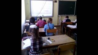 """Фрагмент урока математики по теме """"Умножение вида 90х4 и 200х5"""" (3 класс)"""