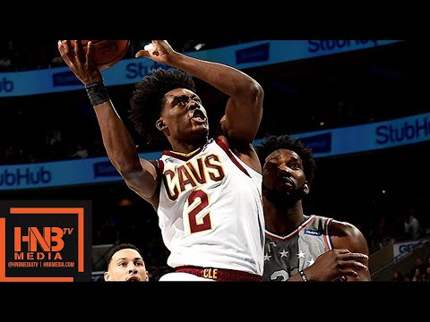 Philadelphia Sixers vs Cleveland Cavaliers Full Game Highlig