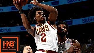 Philadelphia Sixers vs Cleveland Cavaliers Full Game Highlights | 11.23.2018, NBA Season thumbnail