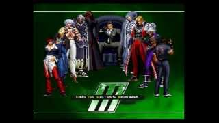 KING OF FIGHTERS MEMORIAL COMBO VOUMEN 3 Thumbnail