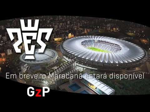 PES16 Flamengo Maracana Stadium in Brazil - PC PS4 PS3 XO X360