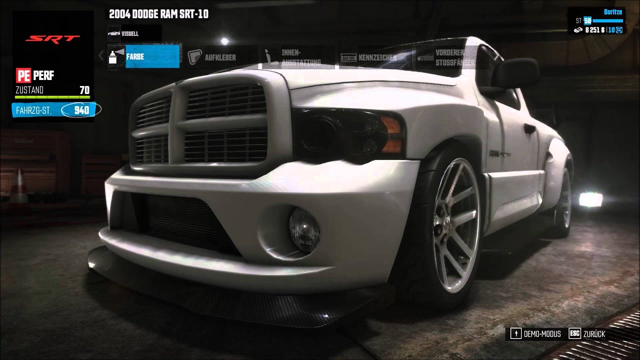 the crew dodge ram srt 10 performance tuning youtube. Black Bedroom Furniture Sets. Home Design Ideas