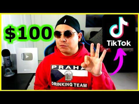 📱Como GANAR DINERO en TikTok (100 Dolares Diarios En Internet Sin Invertir) ESTRATEGIA 2020