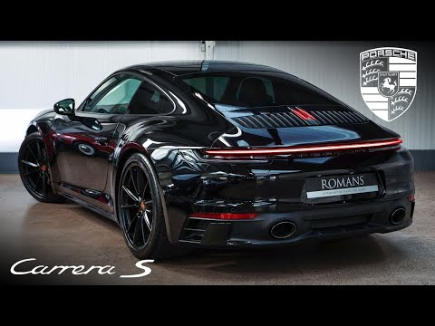 How To Spec A Porsche 911 (992) Carrera S?