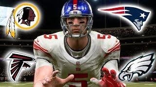 GIANTS ARE TRADING ME AWAY! Madden NFL 19 Career Mode