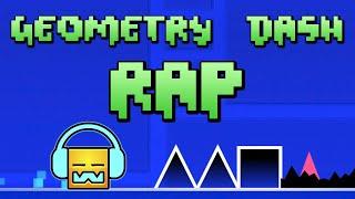 Geometry Dash Rap | Bambiel