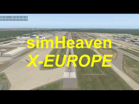 X-Europe Frankfurt and Rhine valley