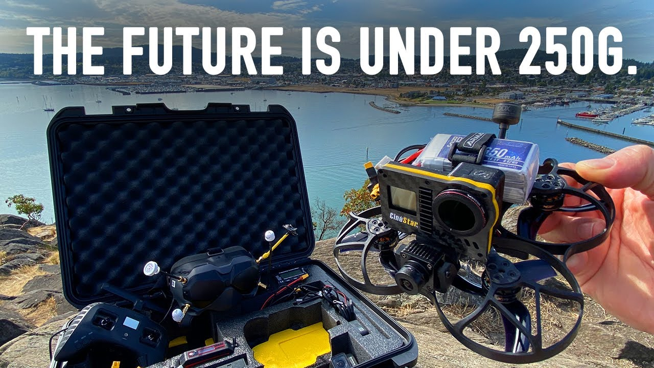 Download The FUTURE of DRONE FILMING - Aerialvation Cinestar