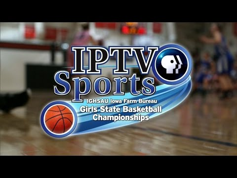 3A IGHSAU Iowa Farm Bureau Girls State Basketball Championships 2015