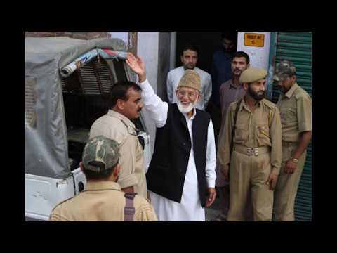 Syed Ali Shah Geelani : Loin of Kashmir