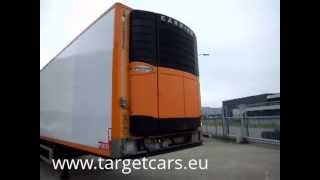 MONTRACON 3AXLE-AIR-DISC FRIDGE TRAILER 2005 CARRIER VECTOR 1800 MULTI TEMP 23297