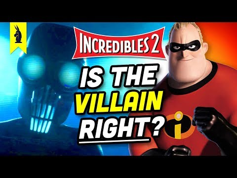 The Philosophy of Incredibles 2: Why Screenslaver is RIGHT – Wisecrack Quick Take
