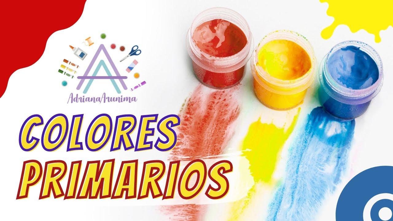 Colores primarios cuales son los colores primarios youtube for Cuales son los colores minimalistas