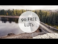 +90 FREE LUTs Collection