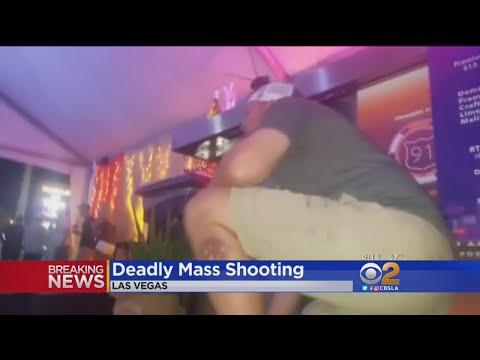 58 Dead, 515 Injured In Mass Shooting On Las Vegas Strip