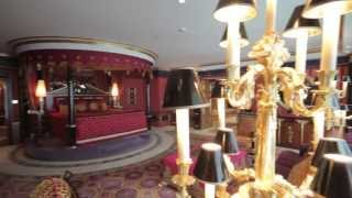 Burj Al Arab Hotel, Jumeirah - Royal Suite - Master Bedroom Video