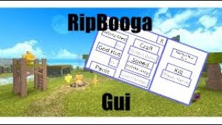 ROBLOX | SCRIPT | RIPBOOGA GUI | INF CHEST, GOD HUT, & MORE