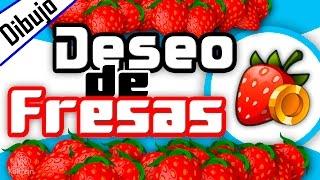 ►[Dibujo] Deseo de Fresas / Transformice