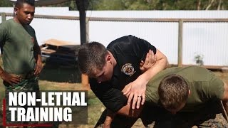 Law Enforcement Marines | Non-Lethal Training
