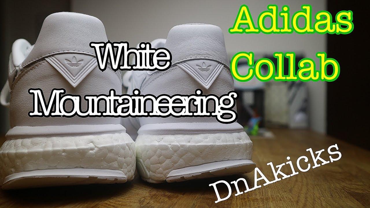 833cbe9ff833 Adidas white mountaineering 2017 pick up - YouTube