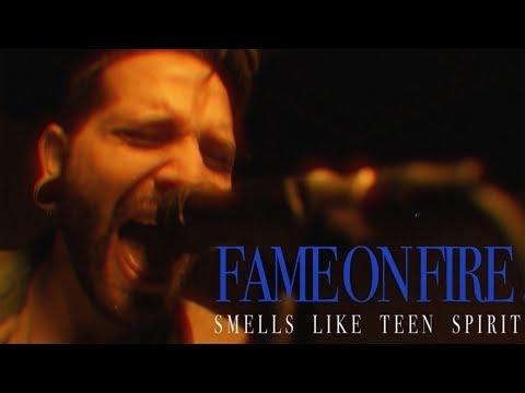 Smells Like Teen Spirit - Nirvana Fame On Fire Cover *LAST COVER EVER*