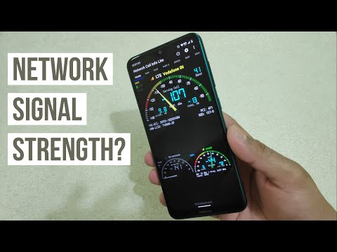 How To Check Actual Network Signal Strength Of Your Android Phone?