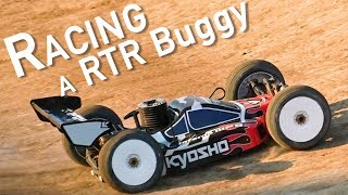 We Raced a RTR RC Car! - Nitro MP9 ReadySet to 1/8 Race Buggy - Part 4