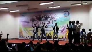 Rocking stage #FAN_of_RAGHAV_SIR #TIP_TIP_BARSA_PANI.