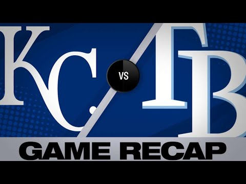 4/24/19: Mondesi Homers, Drives In 4 In 10-2 Victory