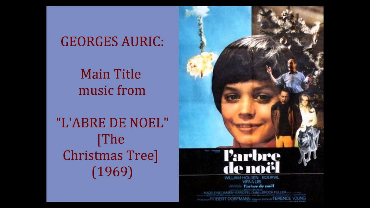 Georges Auric: Main Title music from \