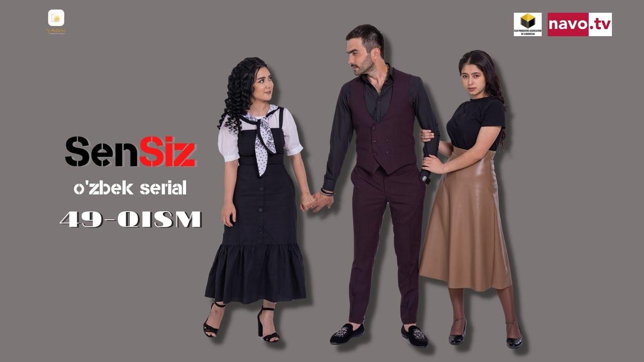 Download Sensiz (o'zbek serial) 49-qism | Сенсиз (ўзбек сериал) 49-қисм