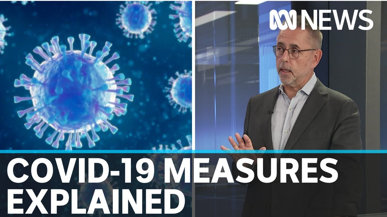 Dr Norman Swan explains new measures on COVID-19 | ABC News