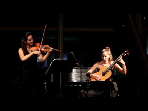 N. Paganini : Centone di Sonata No. 1, Op. 64