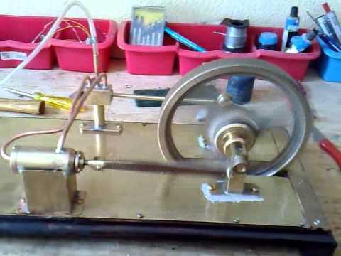 Maquina de vapor casera youtube - Maquina de palomitas casera ...