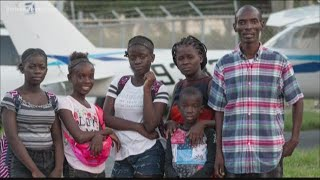 Bahamian family who lost everything in Hurricane Dorian gets fresh start on the First Coast
