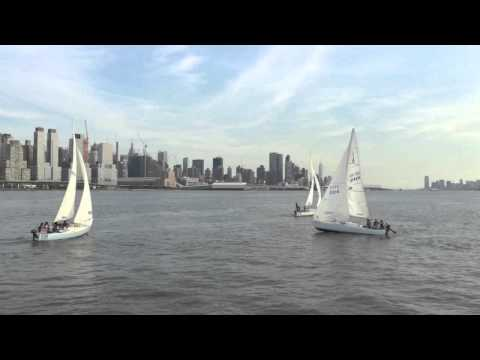 The Dalton School Outing | Atlantic Yachting's NYC Sailing School