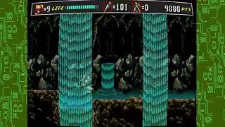 Shinobi 3 return of the ninja master genesis gameplay stage 1 xbox one
