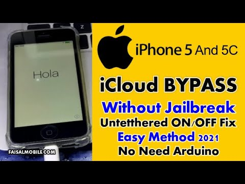 iPhone 5 iCloud Bypass Permanent,iPhone 5c & iPad4 Supported,No Need Jailbreak