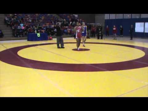 2013 Nordhagen Classic: 51 kg Miyu Yamamoto (JPN) vs. Mercedesz Denes (HUN)