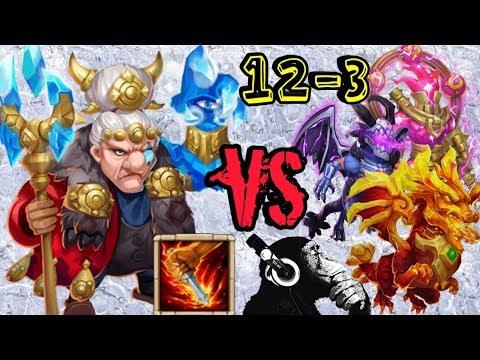 Ma Hatma | Lifedrain | Vs 15 Beasts | Castle Clash