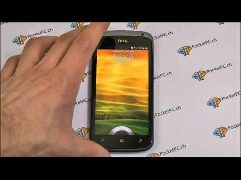 HTC One S kurz vorgestellt und ein erster Einblick