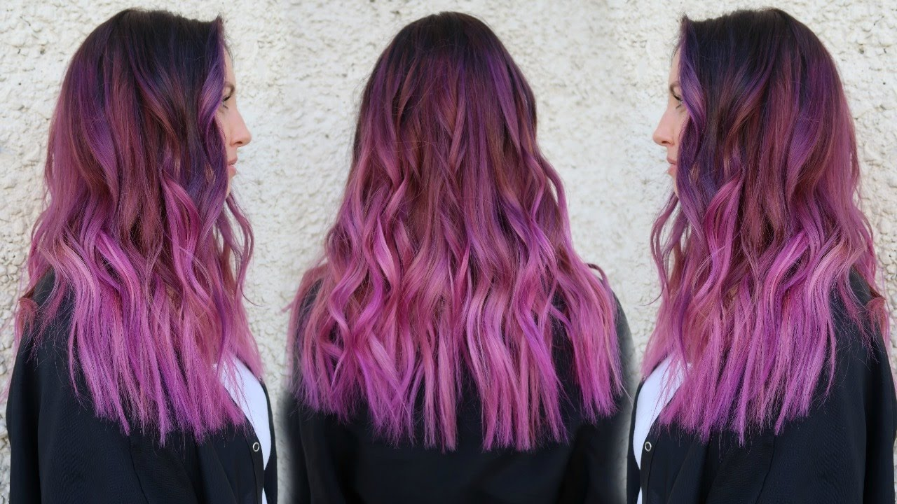 Pravana Purple Hair Color 639583 Formula S Violet Wild Orchid Check Out