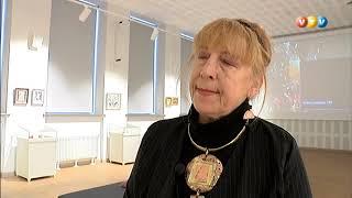 Vidzemes TV: Vidzemnieki. Metālmāksliniece Dina Dubiņa (19.01.2019.)