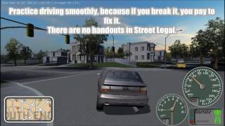 Street Legal Redline 2.3.1 Beginners guide part 1: Buying your first car.