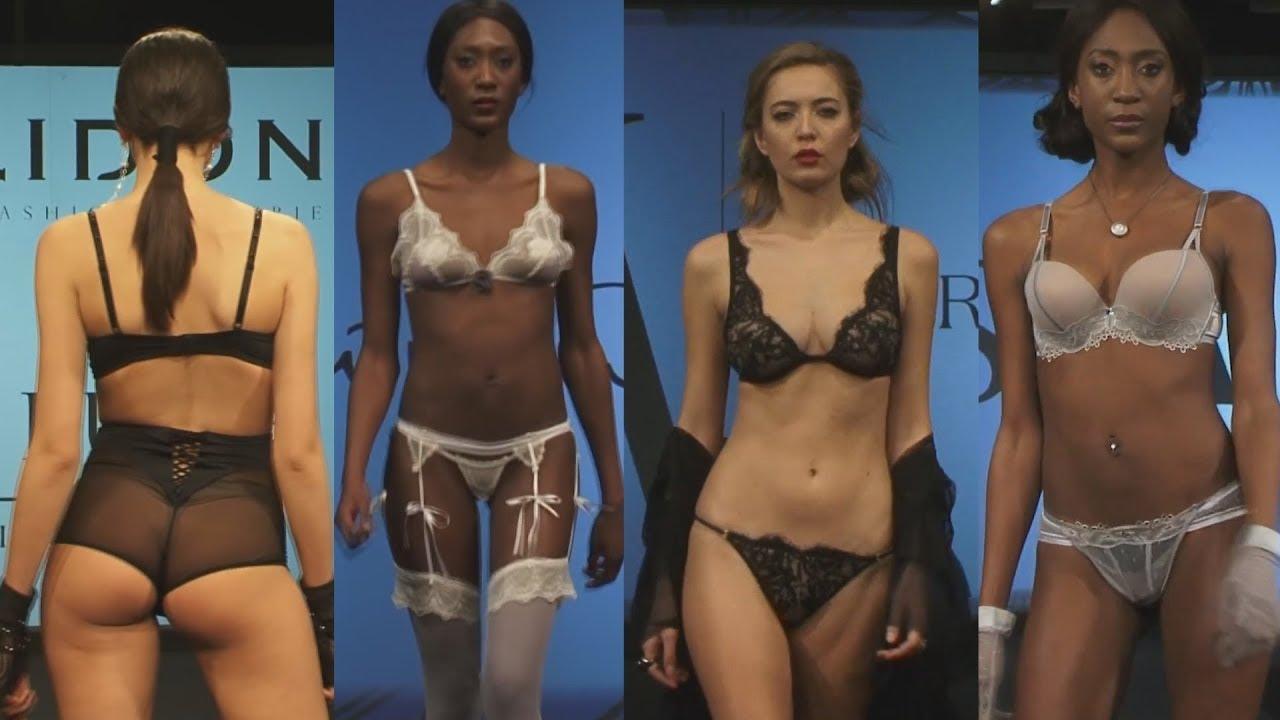 LINGERIE FASHION SHOW/Sexy Models,ПОКАЗ НИЖНЕГО БЕЛЬЯ/microbikini/hot girl/bikini body 2019