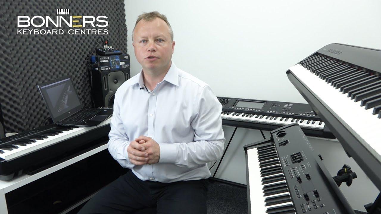 Yamaha P125 Vs Roland Fp30 Vs Kawai Es110 Portable Piano Test Youtube